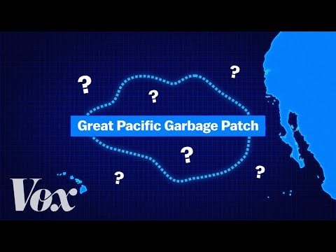 """Why 99% of ocean plastic pollution is """"missing"""""""