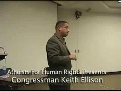 Keith Ellison 9-11 was a setup