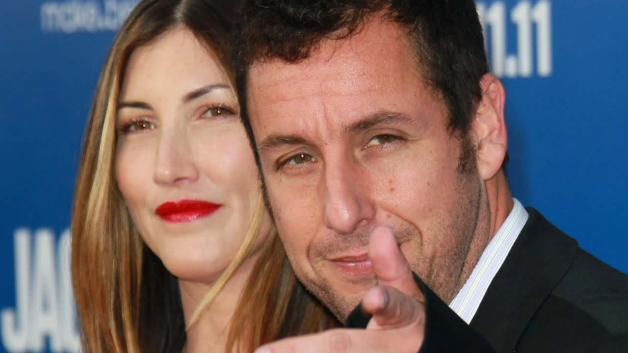 The Truth About Adam Sandler's Wife