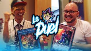 J'affronte le numéro 1 du Japon dans un duel YuGiOh !