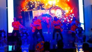 [Show] SME VP Bank - Noel 2015 | My Everyting + Happy flashmob