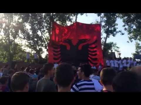 Afrim Muqiqi - Zahir Pajaziti Live