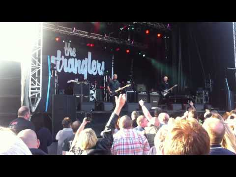 The Stranglers - Nice N' Sleazy (Whitehaven, 5th Of July 2014)