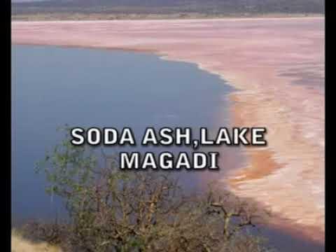 Minerals Mined In Kenya