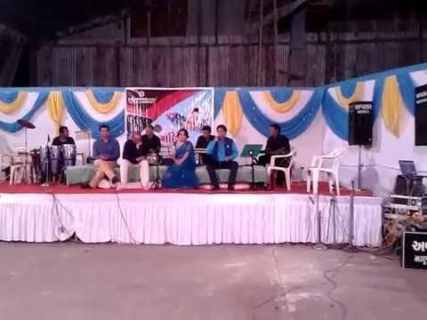 Pankhida Ne Aa Pinjru/Gujarati Song (Manavadar) By Ghanshyam Raval Surmandir Rajkot.