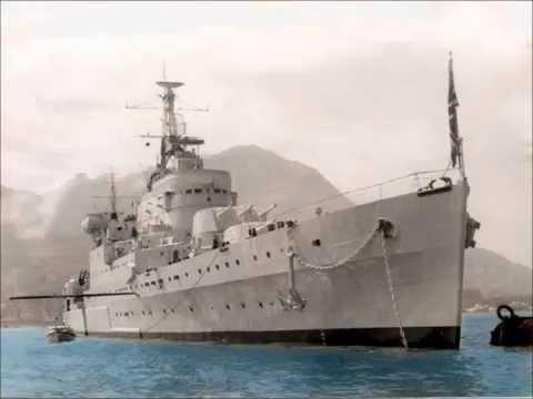 1936 HMS NEWCASTLE british royal navy light cruiser battleship facts history