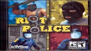 Attack of Crap Games on PC | NR.68 | Riot Police (2003)