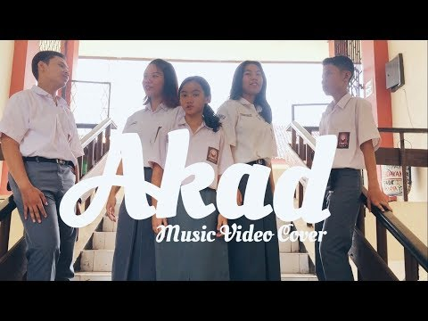 Akad - Payung Teduh Cover by Hanin Dhiya   SMKN 3 Tangerang Lip Sync Video