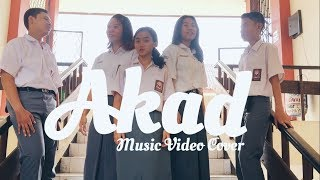 Akad - Payung Teduh Cover by Hanin Dhiya | SMKN 3 Tangerang Lip Sync Video