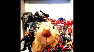 SPACEMENT DWELLERS Toy Aisle: Episode 12: About Last Knight...