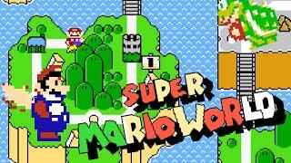 Hummer Super Mario World (Demo) (2021) / NES Super Mario remade in HD for the SNES