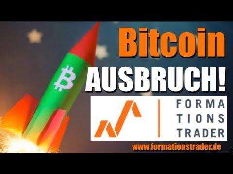 Bitcoin: Ausbruch!
