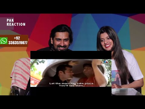 Pak Reaction To | Funny scene - Kareena Kapoor is getting married (Hulchul)