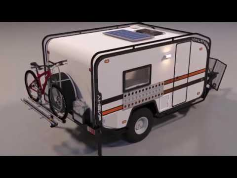 Mini Off Road Camper Youtube