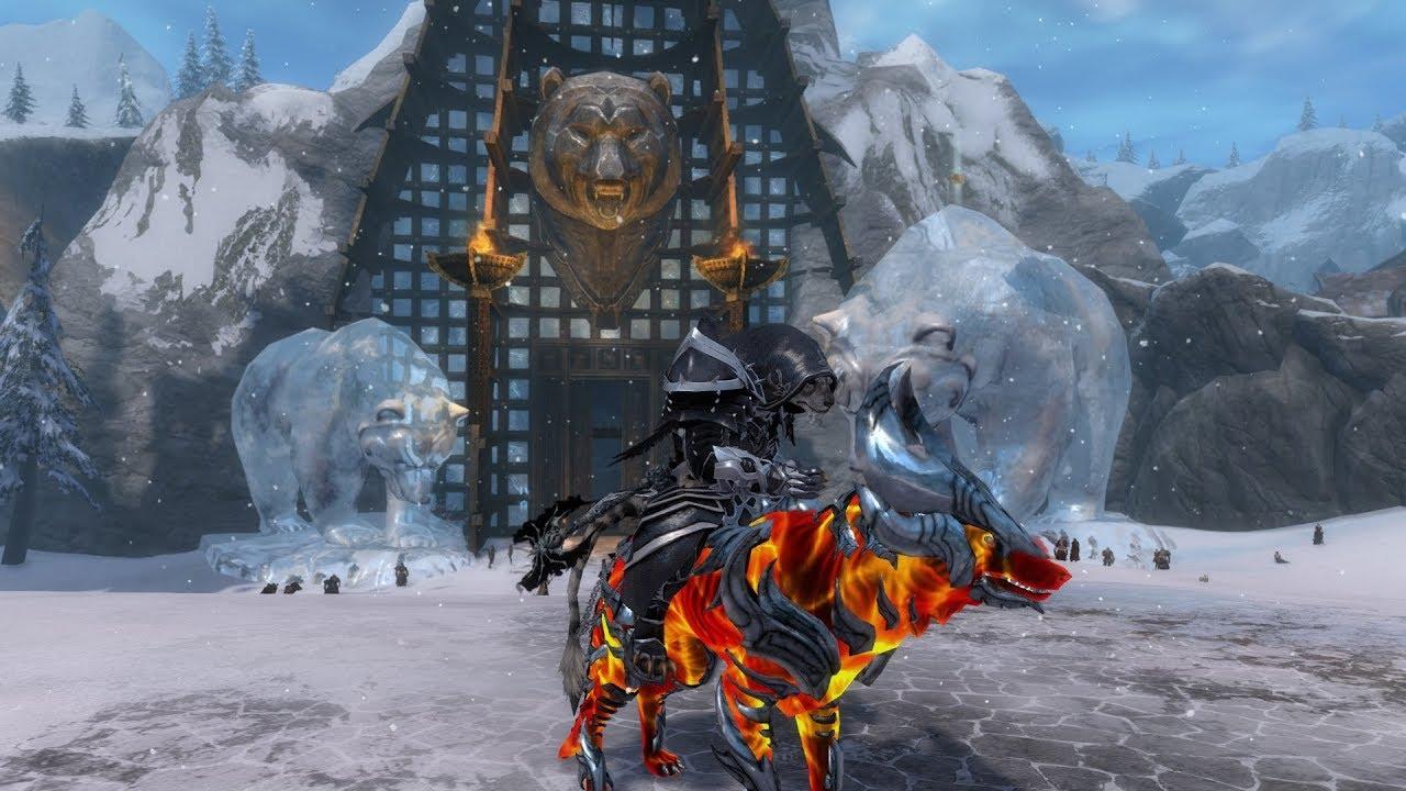 Guild Wars 2 - Buying Jackal skin ( Exalted Ley Hunter )