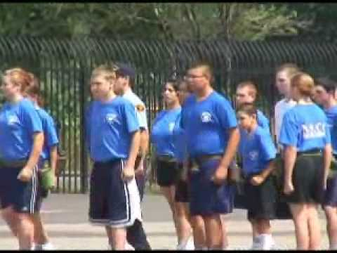Suncast: Naval Sea Cadets boot camp; signs of skin cancer