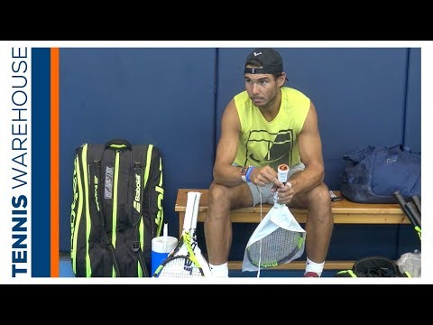 The Perfect Tennis Match: Why Rafael Nadal plays with Babolat