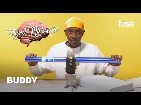 Buddy Does Some Holiday-Themed ASMR  Mind Massage
