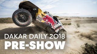 Look Back: Everything You Need To Know About the Toughest Rally Race   Dakar Daily 2018