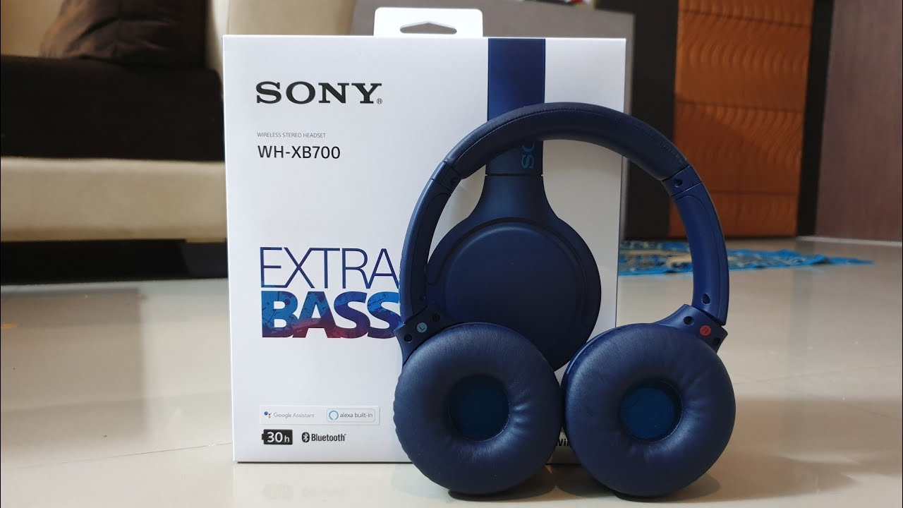 Sony WH-XB700 Review - A Preview Of The Sony WH-XB900N by GYMCADDY