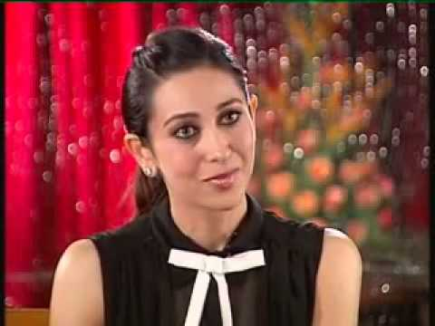 Rajeev Masand interview with Karisma Kapoor