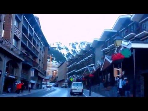 Andorra -Soldeu / Barcelona 3 - 7 February 2016