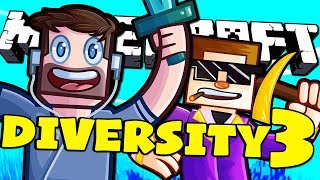 DIVERSITY 3 IS HERE! - Minecraft Custom Map! Video