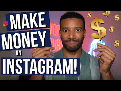 Want To MAKE MONEY on Instagram ? Watch THIS First!
