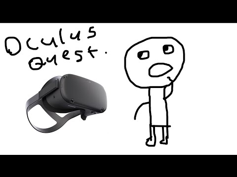 The Oculus Quest