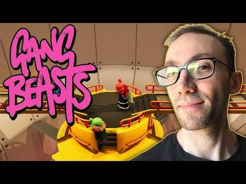 Gang Beasts Multiplayer Part 3 - پارت سوم این بازی خنده دار