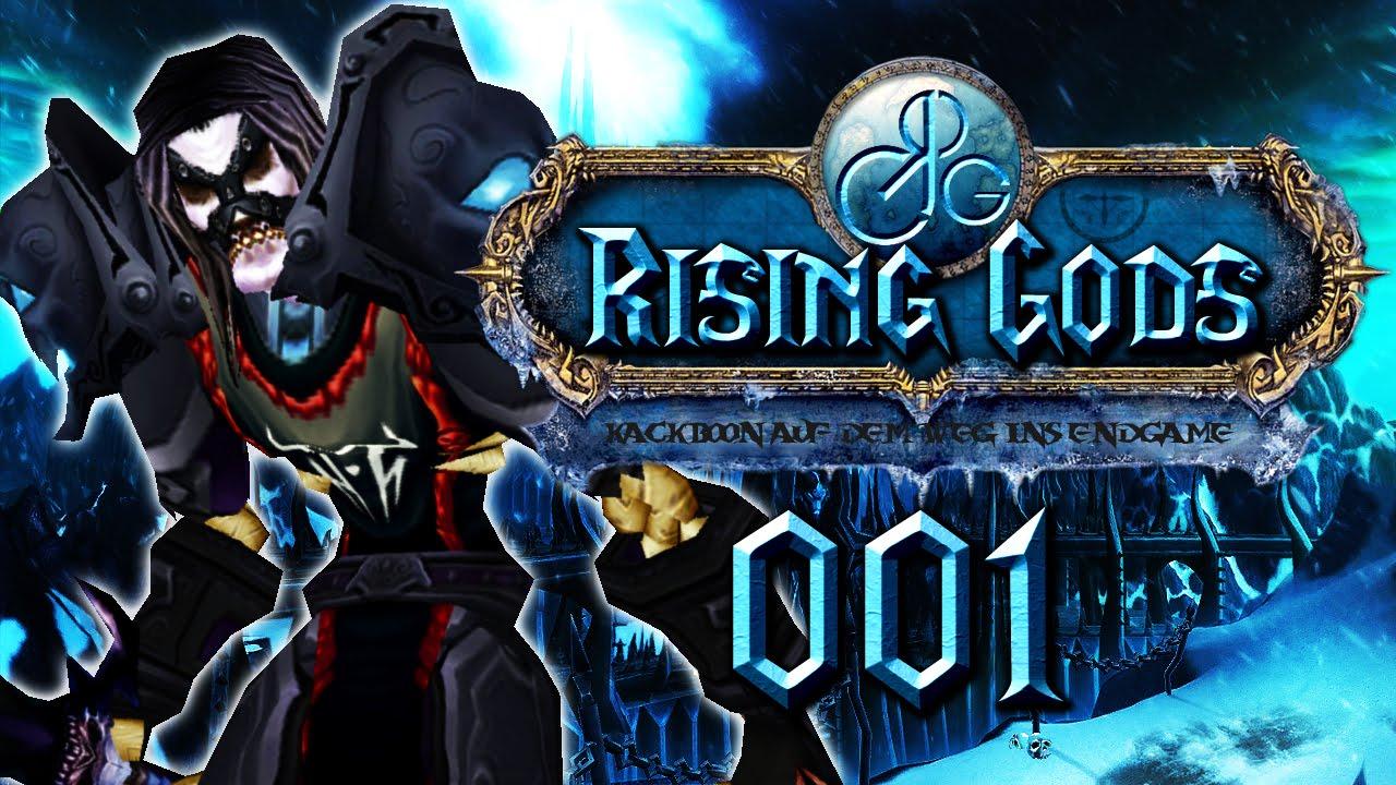 Rising Gods PaГџwort Г¤ndern