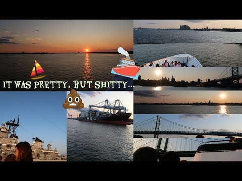 PRETTY, BUT SHITTY YACHT PARTY | Zoe Rebekah