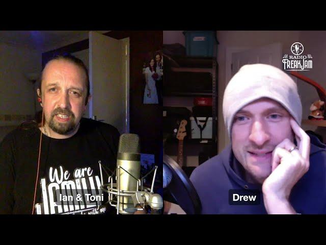 Radio FreakJam: Meet The Freaks with Drew Lowe