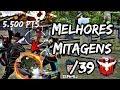 MELHORES MITAGENS [ HIGHLIGHT ] #39 - FREE FIRE 2019 (GARU MP40) - BEST SMG's MP40 M79 HS AND RUSH