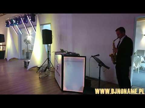 Saksofon Wojciech Kubik DJ + Sax