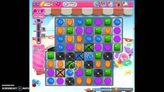 Candy Crush Level 607 help w/audio tips, hints, tricks
