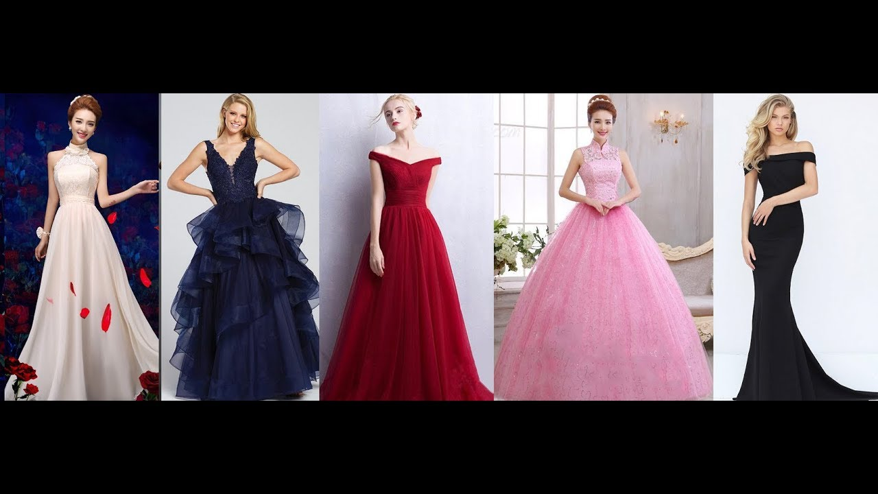 Types of Gowns