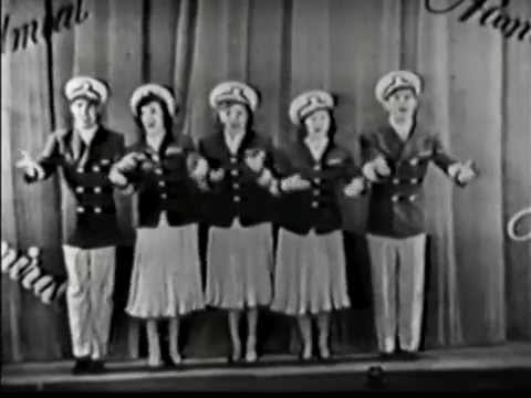 Admiral Broadway Revue: Complete Show (Feb 11, 1949) [Sid Caesar's first TV series - RARE]