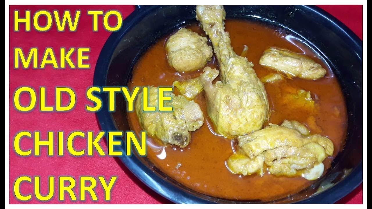 Purane tarike se banaye chicken curry recipe by food junction purane tarike se banaye chicken curry recipe by food junction forumfinder Choice Image
