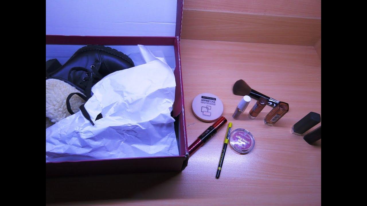 Makyaj Blogu: MAC Beigeland Kozmetik Dosyas : Gratis Seyahat Boyu ie Setleri Boxycharm Eylül 2016 Kutusu