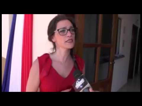 Vídeo prensa Inauguración Pte  Franco