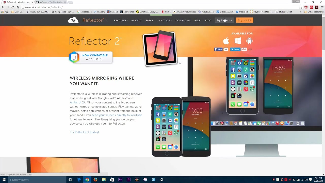 How To Mirror An Iphone Screen To Aputer Howto: Use Airdrop