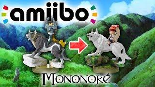 Twilight Princess Mononoke - How to Make (and Not Make) a Custom Amiibo
