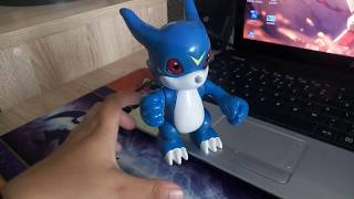 DIGIMON VEEMON ACTION FIGURE FIRST VIEW