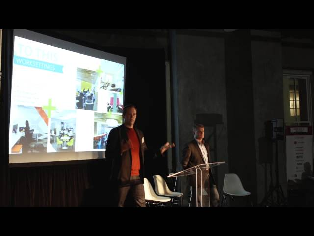 WORKTECH 13 West Coast: Transformative Change: Dolbys New Mid-Market HQ