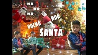 The indian santa funny