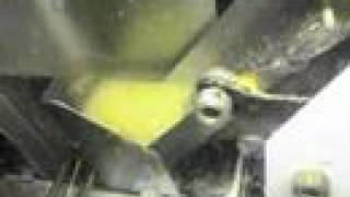 ミスタークリスピー Mr.crispy's  フライドポテト自販機