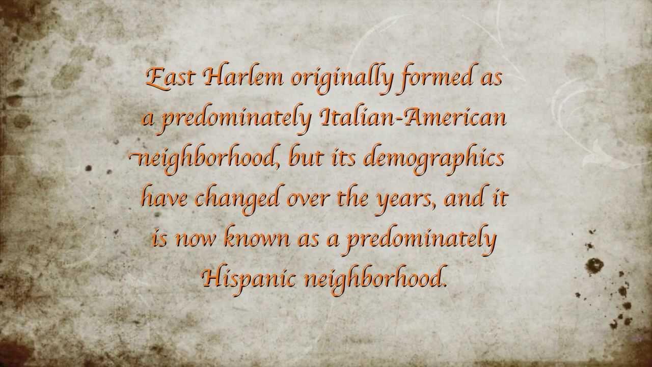Destination Harlem TV: Harlem History 2