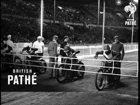 Britain Wins World Speedway (1968)