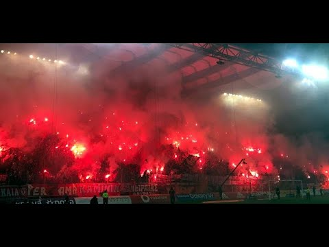 Olympiakos vs Panathinaikos - The Derby Of Eternal Enemies